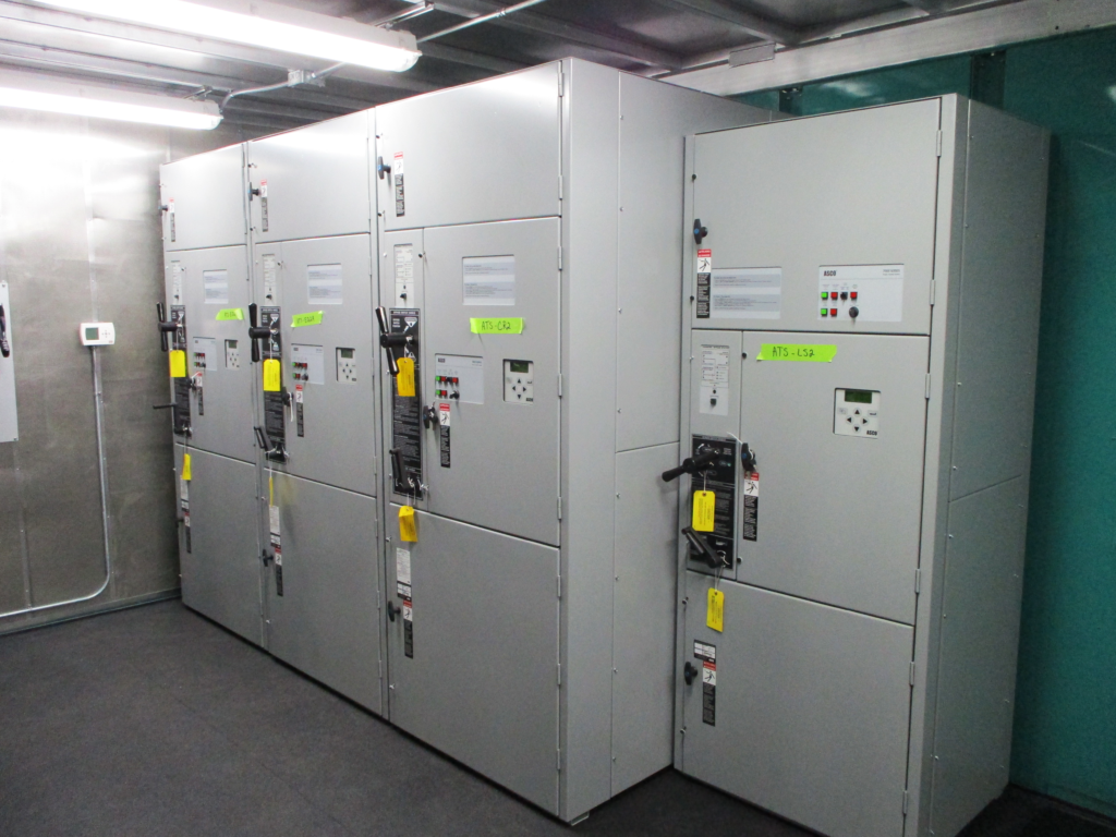 Switchgear enclosure